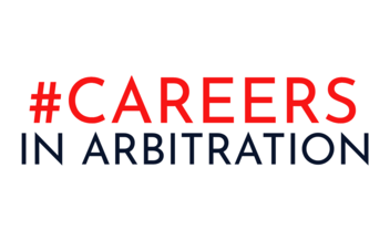 Careers in Arbitration logo
