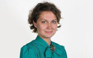 Iryna Akulenka Is Appointed Regional Representative of The RAA40 for Dubai
