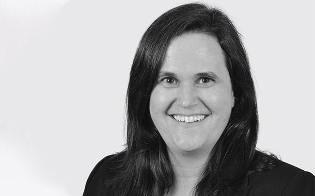 Penny Martin Is Promoted to Counsel at Three Crowns LLP