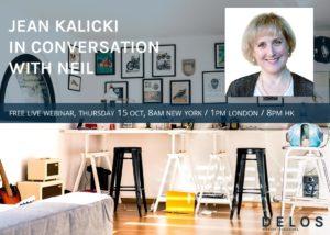 Jean Kalicki in conversation with Neil