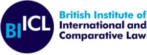 Logo British Institute of International and Comparative Law