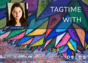 WEBINAR: TagTime with Dr Crina Baltag