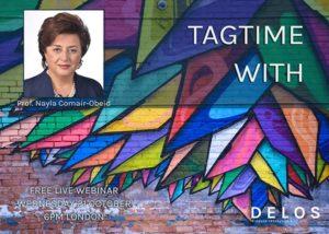 WEBINAR: TagTime with Prof. Nayla Comair-Obeid