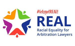 Racial Equality for Arbitration Lawyers (R.E.A.L.) logo