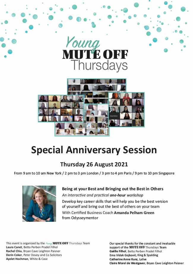 YMOT Special Anniversary Session